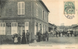 ETREPAGNY LAITERIE CENTRALE - Frankreich