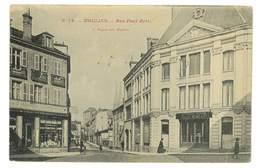 CPA 03 MOULINS SERIE P. PAQUET N°19 RUE PAUL BERT - Moulins