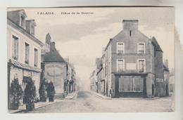 CPA FALAISE (Calvados) - Place De La Bourse - Falaise