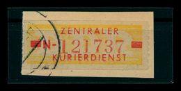 DDR ZKD 1958 Nr 18I N1 Gestempelt (401471) - [6] Repubblica Democratica