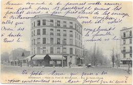 BILLANCOURT : RUE DE SAINT CLOUD - Boulogne Billancourt