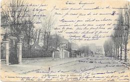 BILLANCOURT : QUAI DE BILLANCOURT - Boulogne Billancourt