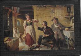"AK 0458  Baumgartner , P. - "" Zigarre Gefällig ? "" / Künstlerkarte Um 1920 - Peintures & Tableaux"