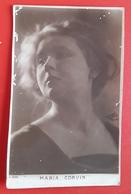Attrice - Maria Corvin - Spettacolo