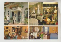 CPM VENDOME (Loir Et Cher) - Hôtel Vendome Restaurant De La Cloche Rouge 15, Faubourg Chartrain : 6 Vues - Vendome