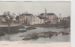 HAUTE MARNE - 506 - ST DIZIER - La Marne Et L'Asile Départemental - O.J. - Saint Dizier
