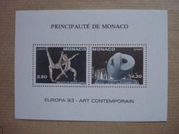 Timbres Monaco Bloc Spéciaux N° 20 ( Neuf Luxe ). Cote: 155,00€ A Moins De 10% De La Cote - Blocchi