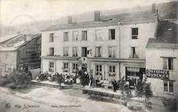 Alle S/ Semois - Hôtel Mongin-Hoffmann (animation, Timbre Taxe 1911) (prix Fixe) - Vresse-sur-Semois