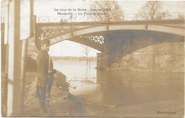 NANTERRE : LE PONT DE BIAIS - Nanterre