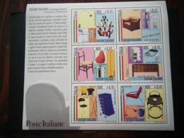 ITALIA DESIGN ITALIANO 2000 BLOCK Mnh Nuovo - Blocchi & Foglietti