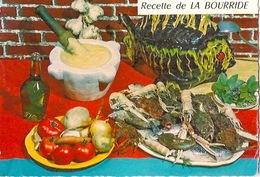 LA   BOURRIDE - Recettes (cuisine)
