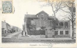 CLAMART : RUE CONDORCET - Clamart