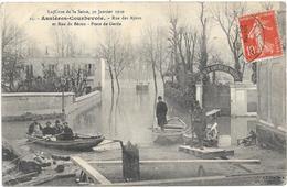 ASNIERES-COURBEVOIE : RUE DES AJOUX - Asnieres Sur Seine