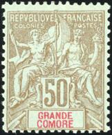 * 2 Séries Complètes. Avec Quelques Doubles Et Obl. B à TB. - Grote Komoren (1897-1912)