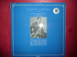LP33 N°3343 - COLEMAN HAWKINS - 30 JA 5126 - Jazz