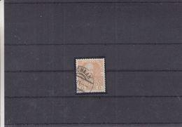 Liechtenstein - Timbre D'Autriche Yvert 105a - Oblitération De Schaan - Valeur 100 FS = 75 € - ...-1912 Precursores