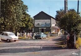 Barrage De VEZINS - Hôtel-Restaurant Auberge Du Lac - Chez Kanterbräu, Bière - Automobiles - Sonstige Gemeinden
