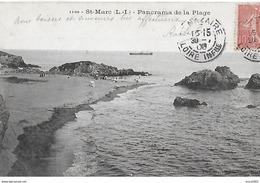 Saint Marc. Panorama Sur La Plage De Saint Marc. - Frankreich