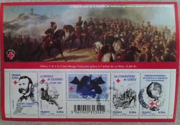 Fance 2009 : 150e Anniversaire De La Croix-rouge N° F4386 Oblitéré - Blocks & Kleinbögen