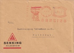 ALLEMAGNE  LETTRE EMA DE HILDESHEIM - Germany