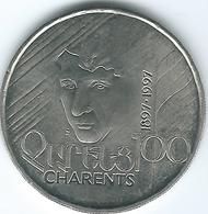 Armenia - 1997 - 100 Dram - Charents - KM76 - Armenië
