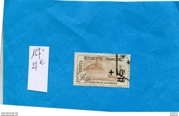 FRANCE-OBLITERE-N°167- 51c+10 Au Profit Des Orphelins De Guerre-belle Oblitération D'époque - France