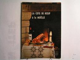 Recettes (cuisine) - La Côte De Boeuf à La Moelle - Recettes (cuisine)