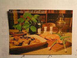 Recettes (cuisine) - Chevreau Rôti à L'ail Vert - Recettes (cuisine)