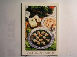 Recettes Du Poitou (cuisine) - Escargots Farcis - Recettes (cuisine)