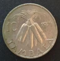 MALAWI - 10 TAMBALA 1971 - KM 10 - Malawi