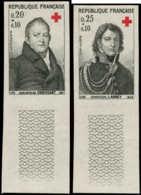 FRANCE Poste ** - 1433/1434, Non Dentelés: Croix-Rouge 1964 - Cote: 135 - Nuevos