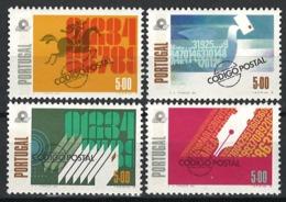 Portugal 1978. Mi.Nr. 1417-20, Postfrisch **, MNH - Ungebraucht