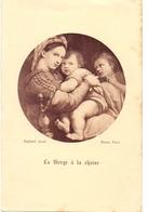 Devotie Devotion - La Vierge à La Chaise - Santini
