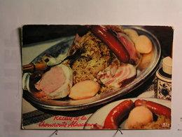 Recettes D'Alsace (cuisine) - La Choucroute à L'Alsacienne - Recettes (cuisine)