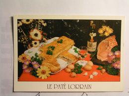 Recettes De Lorraine (cuisine) - Le Paté Lorrain - Recettes (cuisine)