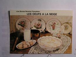 Recettes De Lorraine (cuisine) - Les Oeufs à La Neige - Recettes (cuisine)