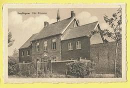 * Snellegem (Jabbeke - West Vlaanderen) * (Uitg Marcel Verschaeve - Deklerck) Klooster, Cloitre, Old, CPA, Unique, TOP - Jabbeke