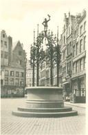 Antwerpen; De Put Metsys - Niet Gelopen. (Thiery B. F. - Bruxelles) - Antwerpen
