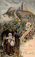 Gruss Aus Dem Riesengebirge, Schneekoppe, Emil Pohl, 1909. (Krkonoše, Sněžka). - Tchéquie