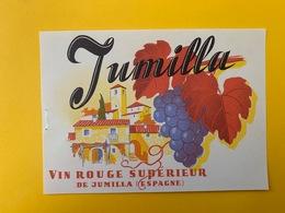 13075 - Jumilla Espagne - Etichette