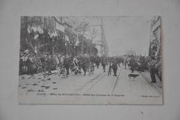 ALGER Revue Du 18 Février 1919 Défilé Des Cyclistes Du 9e Zouaves - Algiers