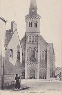 AHUILLE L'église - Altri Comuni