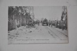 ALGER Revue Du 18 Février 1919 Défilé Des Chars D'assaut - Algiers