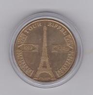 Paris Tour Eiffel 1889- 324m.  2010 - Monnaie De Paris