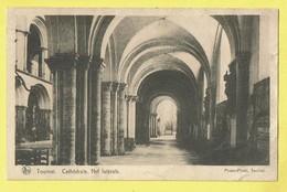* Tournai - Doornik (Hainaut - La Wallonie) * (Nels, Phono Photo) Cathédrale Nef Latérale, Intérieur, église, Kerk - Tournai