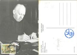 D - [516228]B//-Belgique 1986 - N° 2228, ANDERLECHT, Maurice Careme, Personnalités - 1981-1990