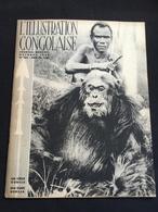 L'illustration Congolaise Congo Afrique Octobre 1938 - Livres, BD, Revues