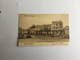 AYWAILLE  VILLEGIATURE  HOTEL DU CASINO - Aywaille