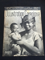 L'illustration Congolaise Congo Afrique Février 1938 - 1900 - 1949