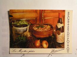 Recettes Des Deux Sèvres (cuisine) - Les Mogettes Plates Du Marais - Recettes (cuisine)